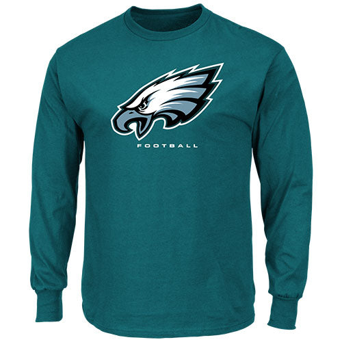 Philadelphia Eagles NFL Football Critical Victory Long-Sleeve T-Shirt