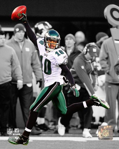 "DeSean Jackson Philadelphia Eagles Punt Return NFL Football 8"" x 10"" Photo"