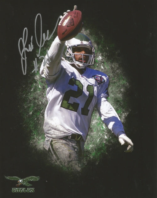 Eric Allen Philadelphia Eagles Autographed Photo (Collage) - Dynasty Sports & Framing