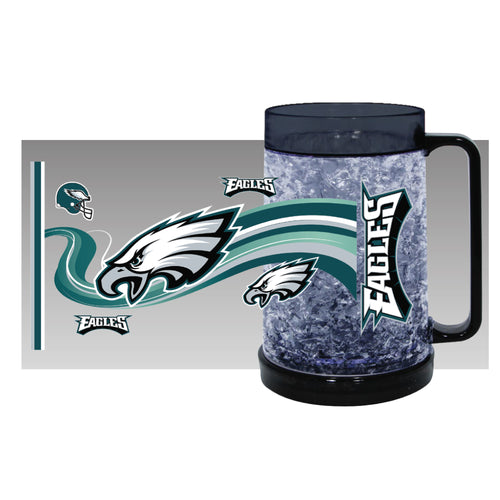 Philadelphia Eagles NFL Football Freezer Mug - Dynasty Sports & Framing