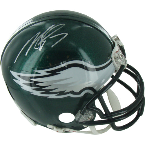 Philadelphia Eagles Michael Vick Autographed Mini-Helmet