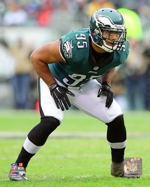 "Mychal Kendricks in Action Philadelphia Eagles NFL Football 8"" x 10"" Photo"