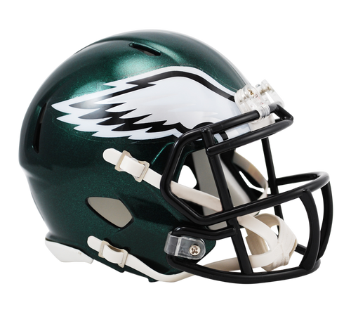 Philadelphia Eagles NFL Riddell Speed Revolution Mini-Helmet