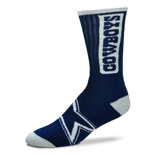 Dallas Cowboys NFL Crush Socks