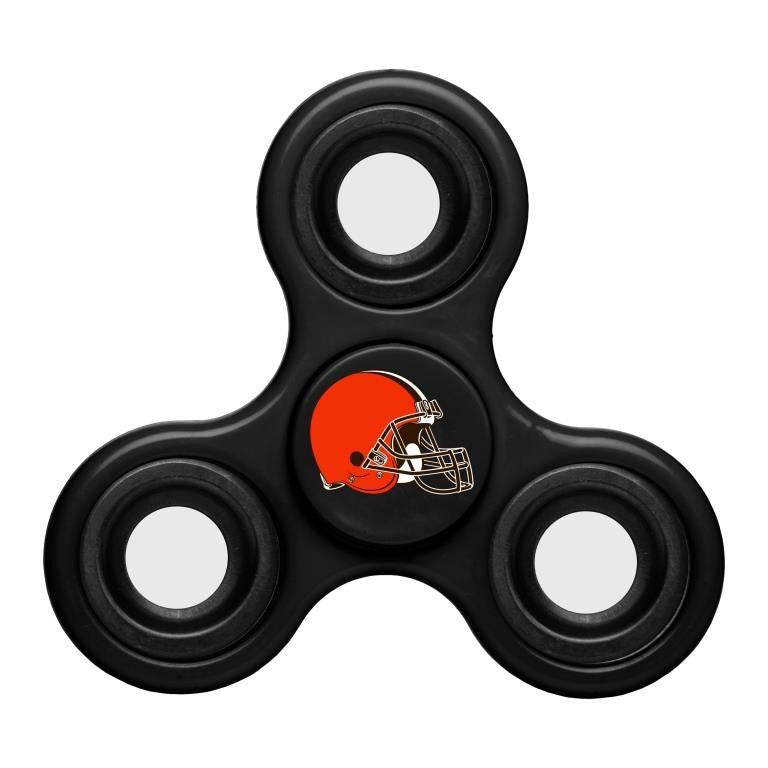 Cleveland Browns NFL Three Way Team Diztracto Spinner (Spinnerz) - Dynasty Sports & Framing