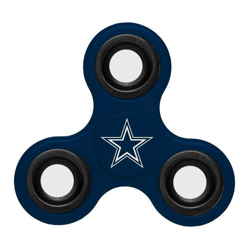 Dallas Cowboys NFL Three Way Team Diztracto Spinner (Spinnerz) - Dynasty Sports & Framing