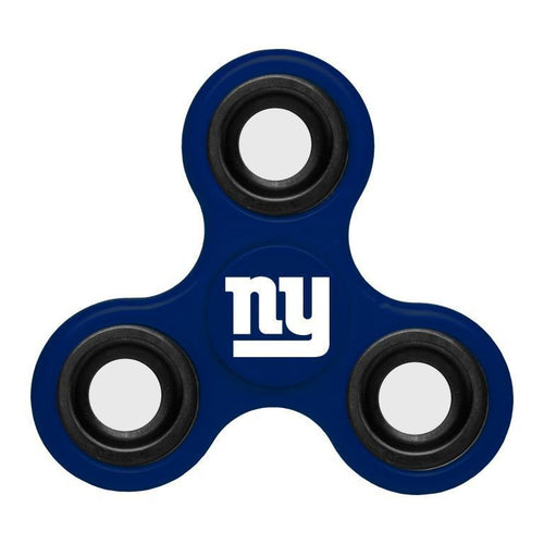 New York Giants NFL Three Way Team Diztracto Spinner (Spinnerz) - Dynasty Sports & Framing