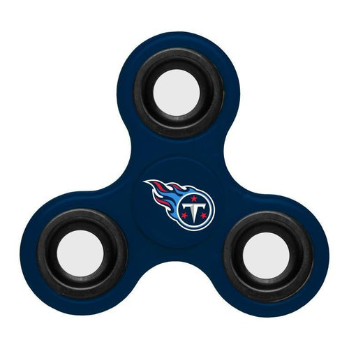 Tennessee Titans NFL Three Way Team Diztracto Spinner (Spinnerz) - Dynasty Sports & Framing