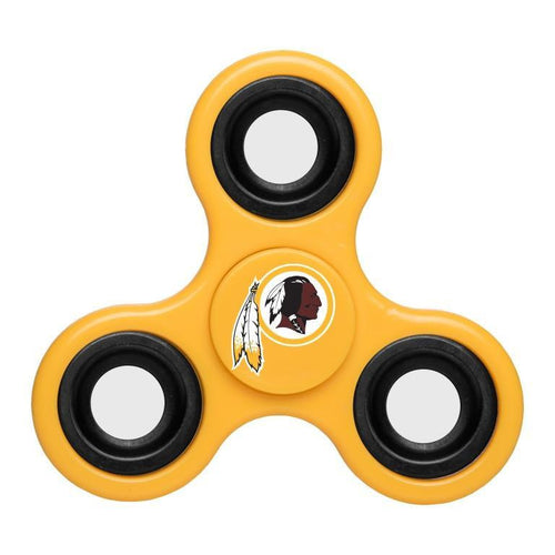 Washington Redskins NFL Three Way Team Diztracto Spinner (Spinnerz) - Dynasty Sports & Framing