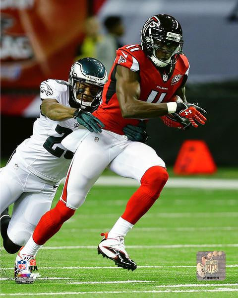 "Atlanta Falcons Julio Jones 8"" x 10"" Photo - Dynasty Sports & Framing  - 1"