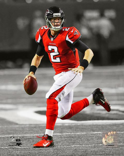 "Atlanta Falcons Matt Ryan NFL Football 8"" x 10"" Photo - Dynasty Sports & Framing"
