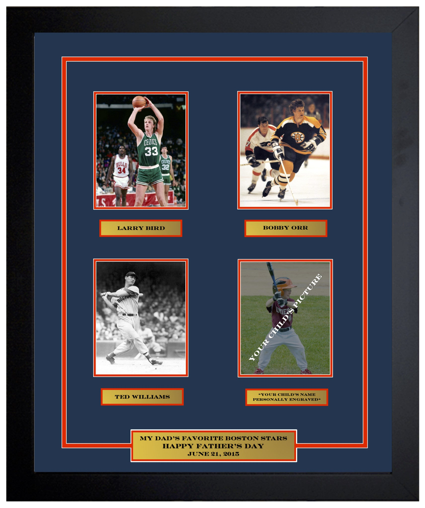Dynasty Sports Quad Photo Collage – Dynasty Sports & Framing