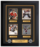 Dynasty Sports Quad Photo Collage (Pre-Made and Customizable) - Dynasty Sports & Framing  - 1