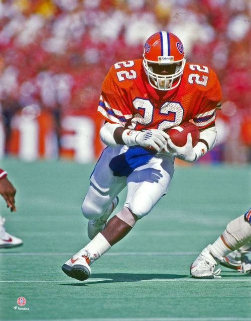 "Emmitt Smith in Action Florida Gators 8"" x 10"" Football Photo"