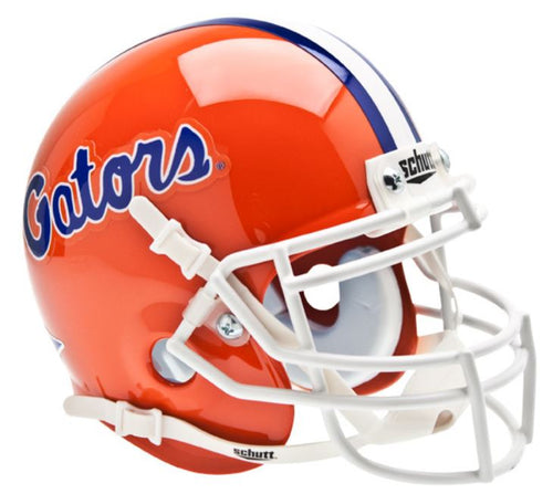 Florida Schutt Authentic Mini-Helmet - Dynasty Sports & Framing
