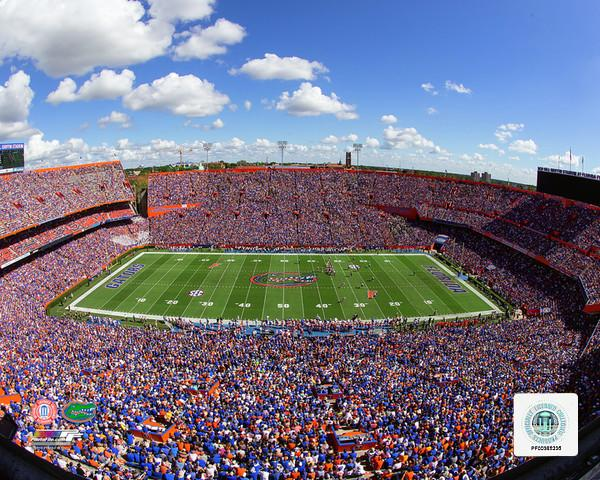 "Florida Gators Ben Hill Griffin Stadium NCAA College Football 8"" x 10"" Photo"