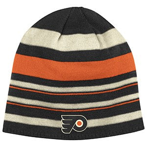 Philadelphia Flyers Winter Classic Reversible Cuffless Knit Hat - Dynasty Sports & Framing