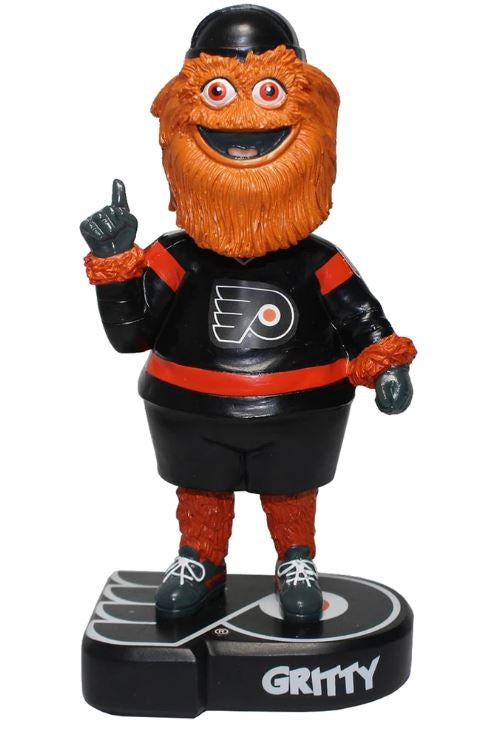 Gritty Philadelphia Flyers Hockey Alternate Jersey Mascot Bobblehead