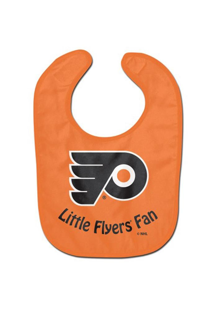 Philadelphia Flyers Fan Baby Bib