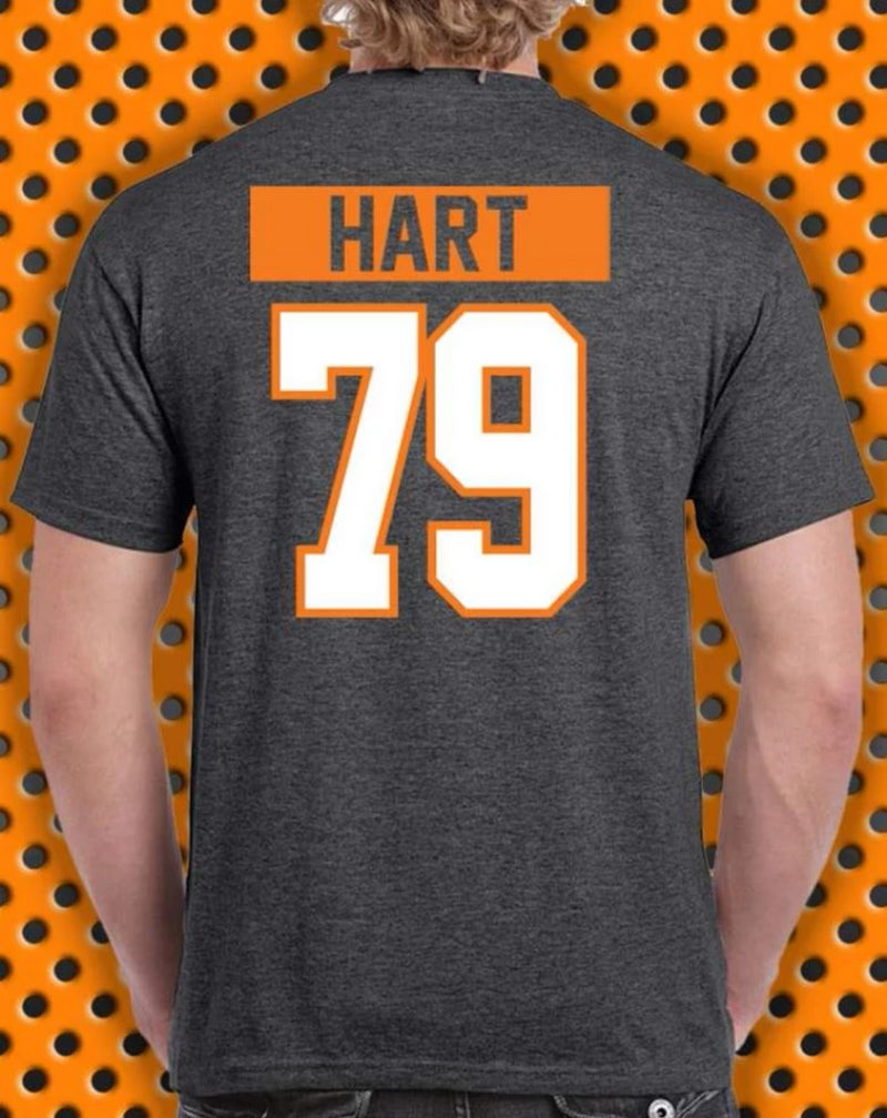 Carter Hart Philadelphia Flyers Exclusive Hart Logo T-Shirt