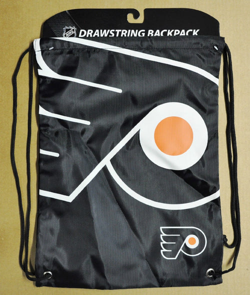 Philadelphia Flyers Drawstring Backpack - Dynasty Sports & Framing
