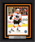Philadelphia Flyers Ivan Provorov Framed & Matted Photo (Skating) - Dynasty Sports & Framing