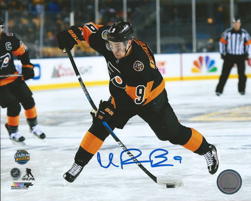 "Philadelphia Flyers Ivan Provorov Stadium Series Autographed NHL Hockey 8"" x 10"" Photo"