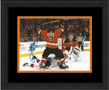 Radko Gudas Philadelphia Flyers Autographed Check Photo - Dynasty Sports & Framing  - 2