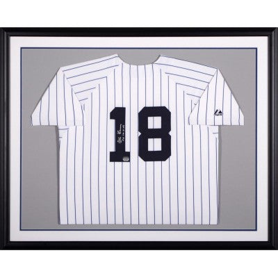 MLB Baseball Custom Jersey Framing - Dynasty Sports & Framing