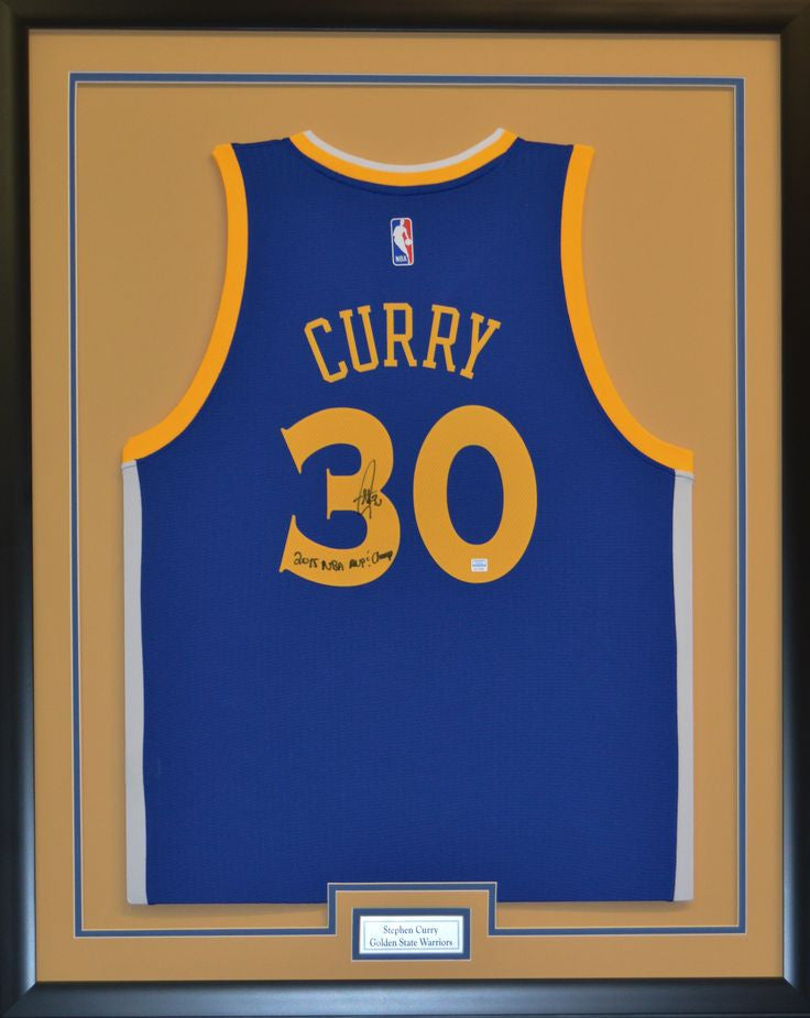 NBA Basketball Custom Sports Jersey Framing – Dynasty Sports & Framing