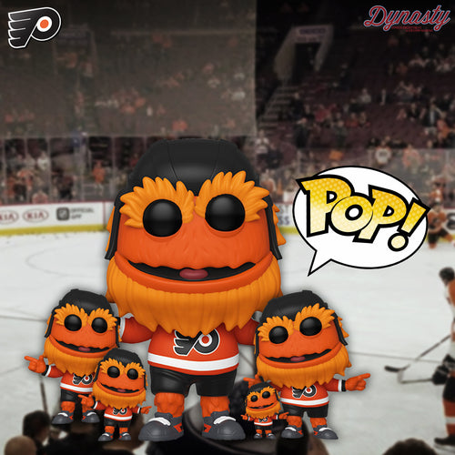 Gritty Funko Pop! Philadelphia Flyers Mascot Vinyl Figure (IN STOCK) - Dynasty Sports & Framing