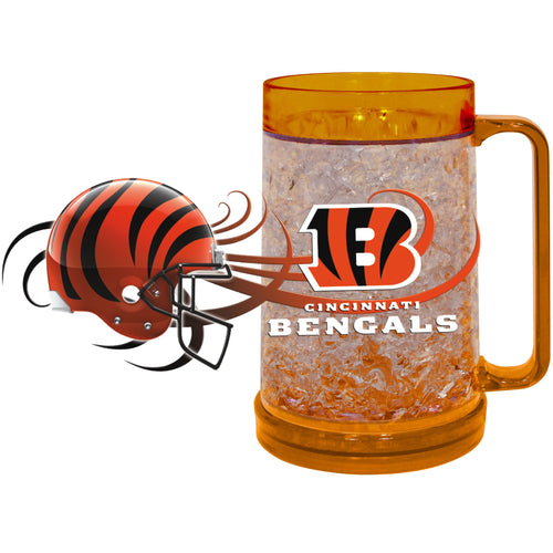 Cincinnati Bengals NFL Football Freezer Mug - Dynasty Sports & Framing