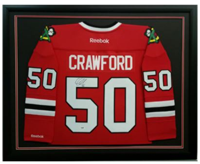Nhl Hockey Custom Jersey Framing Dynasty Sports Framing