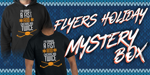 Philadelphia Flyers Holiday Mystery Box