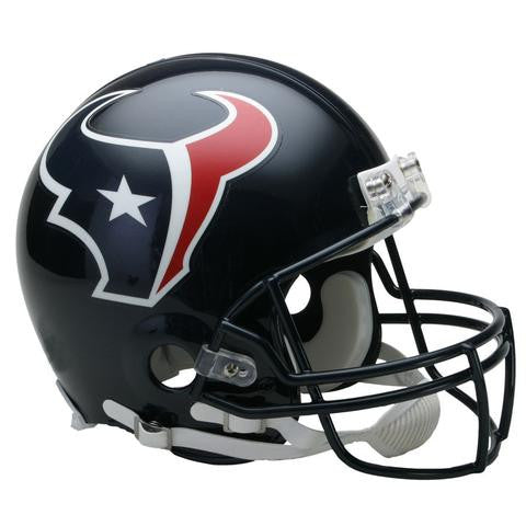 Houston Texans Authentic NFL Full-Size Helmet - Dynasty Sports & Framing
