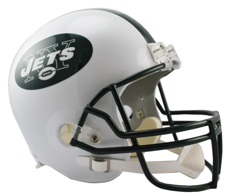 New York Jets NFL Full-Size Helmet Replica - Dynasty Sports & Framing