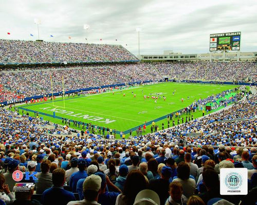 "Kentucky Wildcats Kroger Field NCAA College Football Stadium 8"" x 10"" Photo"