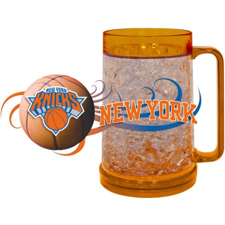 New York Knicks NBA Basketball Freezer Mug - Dynasty Sports & Framing