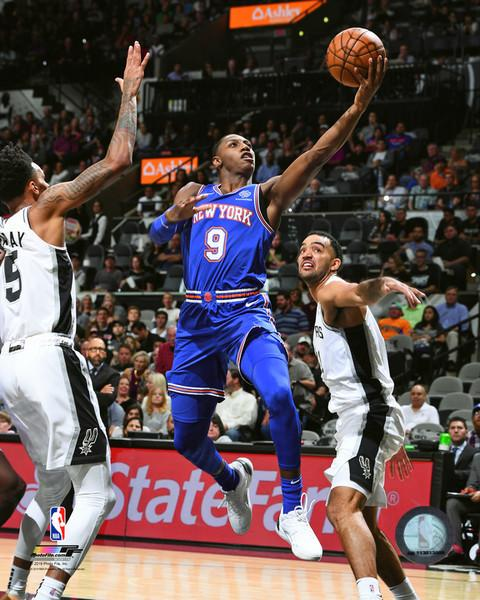 "RJ Barrett in Action New York Knicks NBA Basketball 8"" x 10"" Photo - Dynasty Sports & Framing"