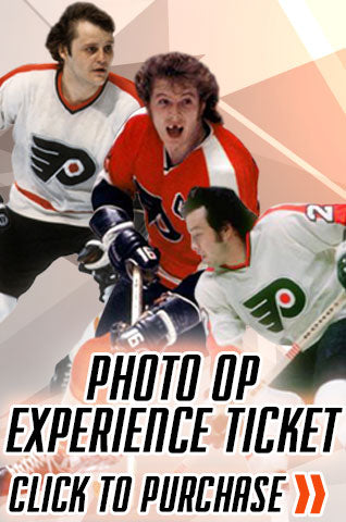 Philadelphia Flyers LCB Line Players Photo-Op Tickets - Dynasty Sports & Framing