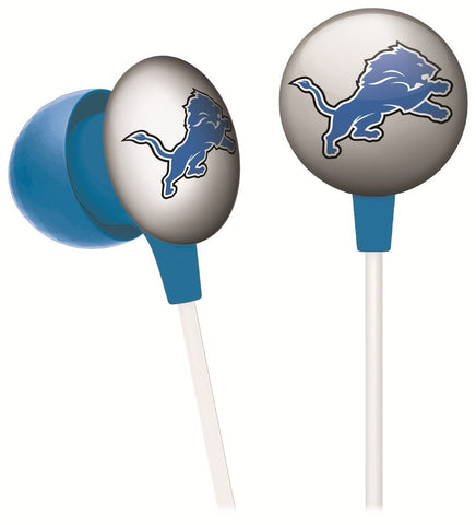 Detroit Lions iHip Ear Buds - Dynasty Sports & Framing