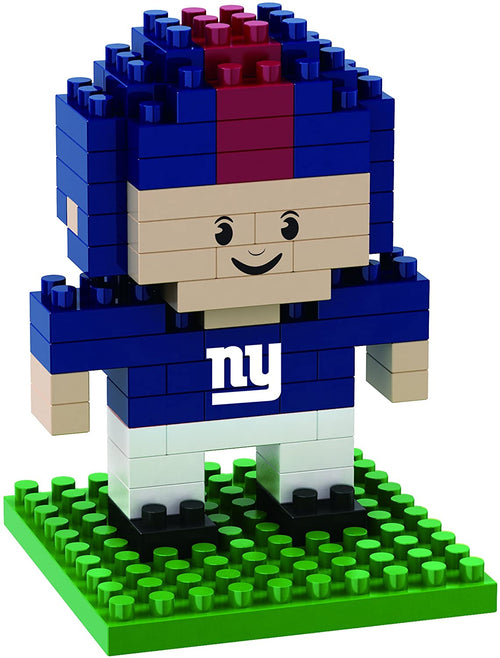 New York Giants 3D Player BRXLZ Puzzle - Dynasty Sports & Framing