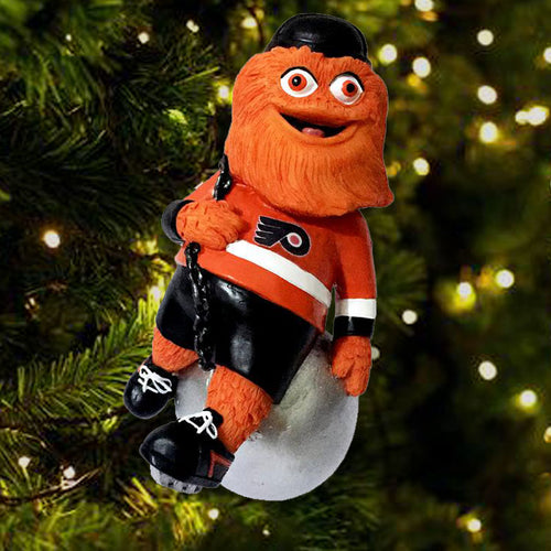 Gritty Flyers Christmas Holiday Ornament (In Stock) - Dynasty Sports & Framing
