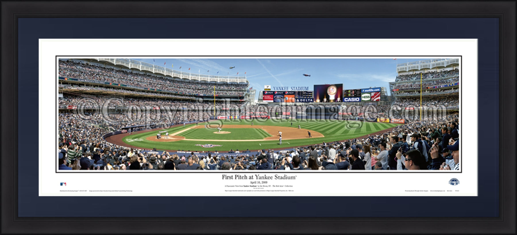 a129c6ddcc6 New York Yankees Inaugural Opening Day 42