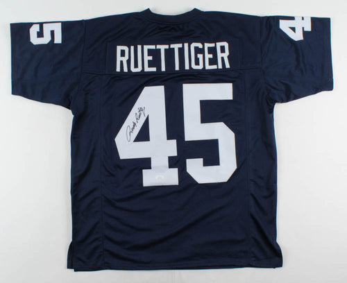 Rudy Ruettiger Notre Dame Fighting Irish Autographed Jersey - Dynasty Sports & Framing