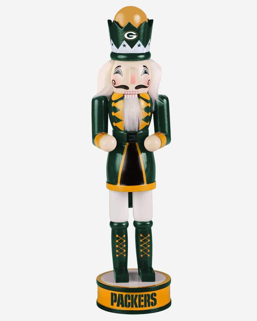 Green Bay Packers Classic NFL Nutcracker - Dynasty Sports & Framing