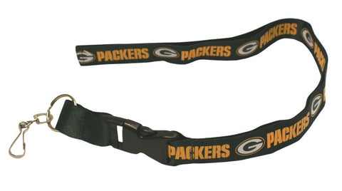 Green Bay Packers Breakaway Lanyard - Dynasty Sports & Framing