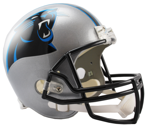 Carolina Panthers NFL Full-Size Helmet Replica - Dynasty Sports & Framing