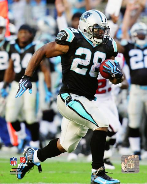 "Jonathan Stewart Carolina Panthers NFL Football 8"" x 10"" Photo"