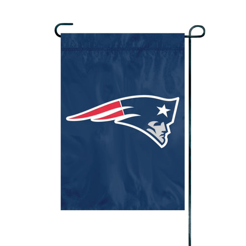 New England Patriots NFL Football Garden Flag - Dynasty Sports & Framing